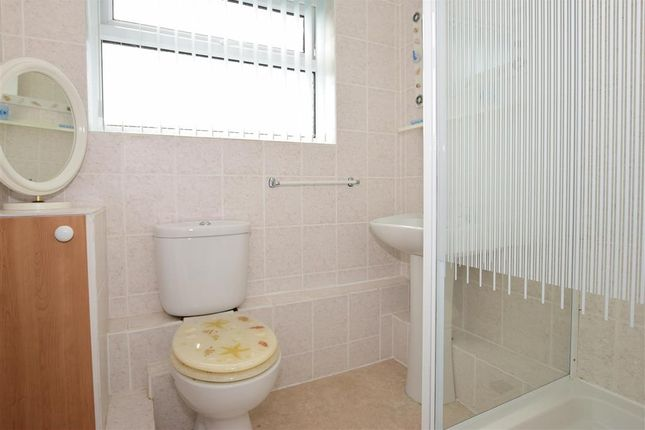 Shower Room of Sandown Bay Holiday Centre, Sandown, Isle Of Wight PO36