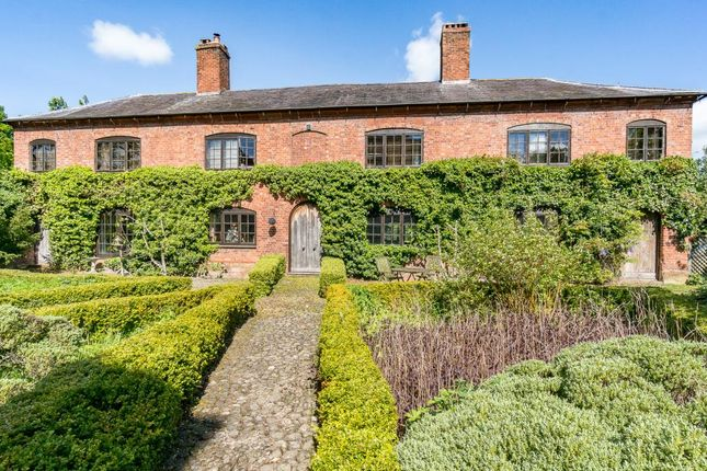 Thumbnail Detached house for sale in Boreatton, Baschurch, Shrewsbury