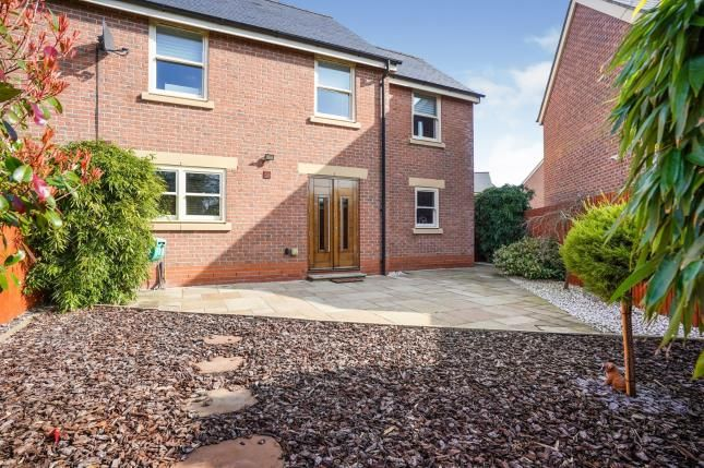 Thumbnail Semi-detached house for sale in Mill Weir Gardens, Sefton Village, Liverpool, Merseyside