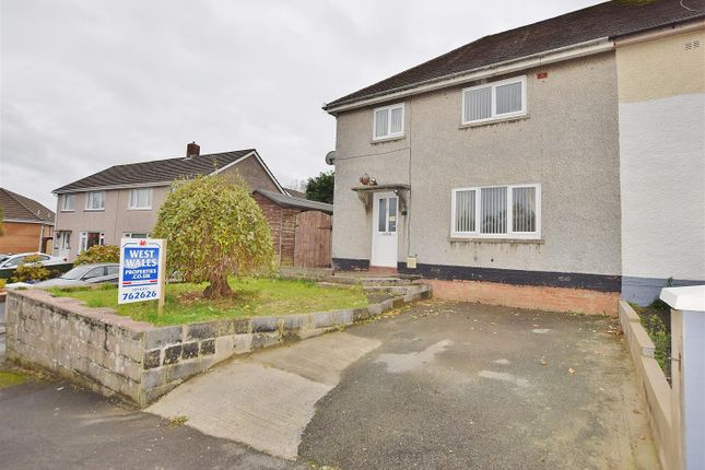 Semi-detached house for sale in Baring Gould Way, Haverfordwest