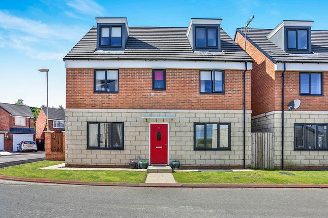 Thumbnail Detached house for sale in Derwent Water Drive, Blaydon-On-Tyne