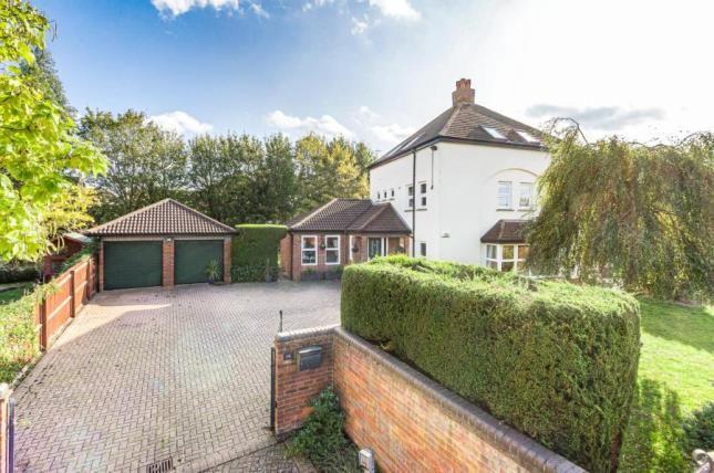 Thumbnail Detached house for sale in Beaumaris Grove, Shenley Church End, Milton Keynes
