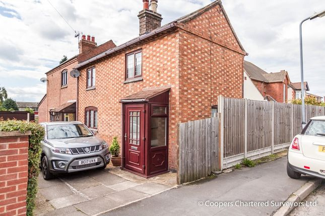 Thumbnail Cottage for sale in Exhall Green, Exhall, Coventry