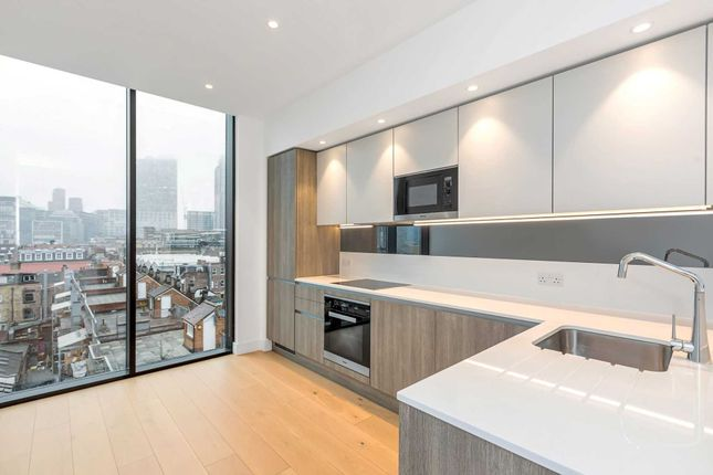 3 bed penthouse to rent in Hanbury Street, Spitalfields E1
