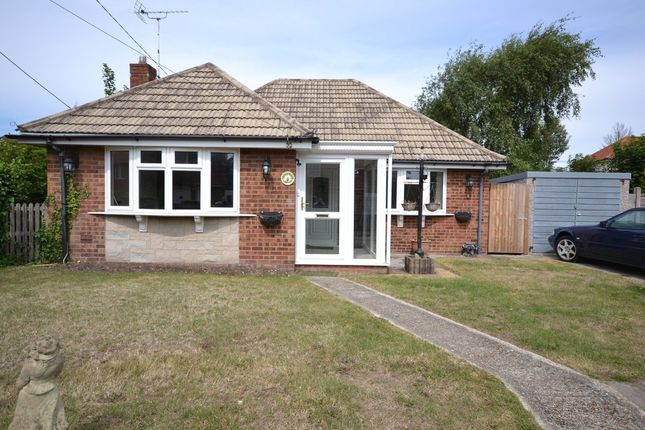 Thumbnail Detached bungalow for sale in Eastern Road, Lydd, Romney Marsh, Kent