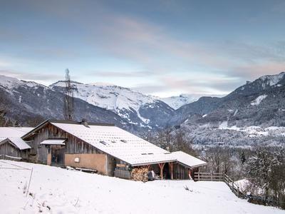 Thumbnail Chalet for sale in Samoens, Haute-Savoie, France