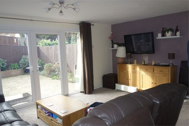 Thumbnail End terrace house to rent in Brierley Close, London