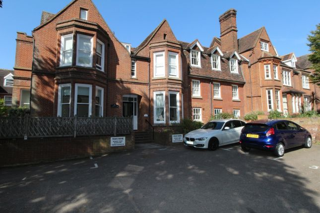 Thumbnail 1 bed flat to rent in Henley Road, Ipswich