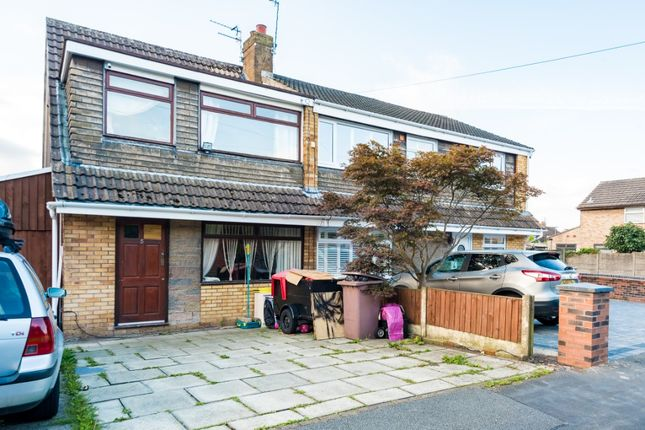 3 bed semi-detached house for sale in Holly Road, Haydock WA11