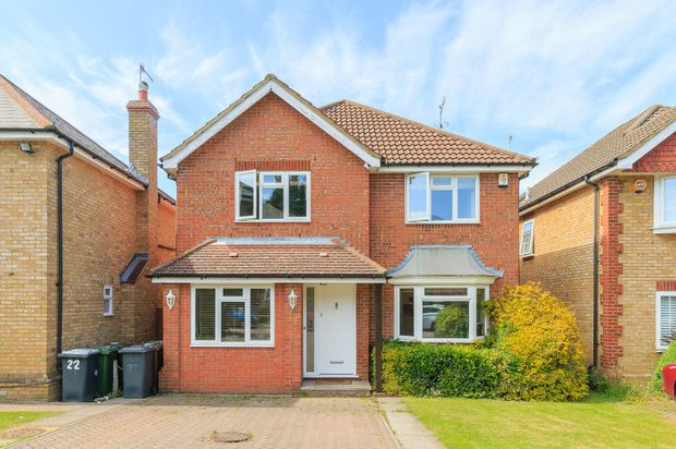 4 bed detached house for sale in The Birches, Bushey