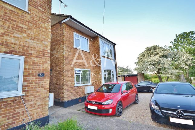 Thumbnail Maisonette to rent in Hurstwood Avenue, Pilgrims Hatch, Brentwood
