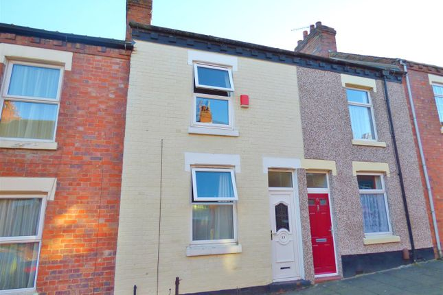 Thumbnail Terraced house to rent in Wadham Street, Penkhull, Stoke-On-Trent