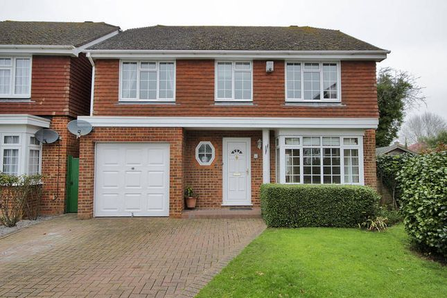 Thumbnail Detached house for sale in The Brownings, Edenbridge