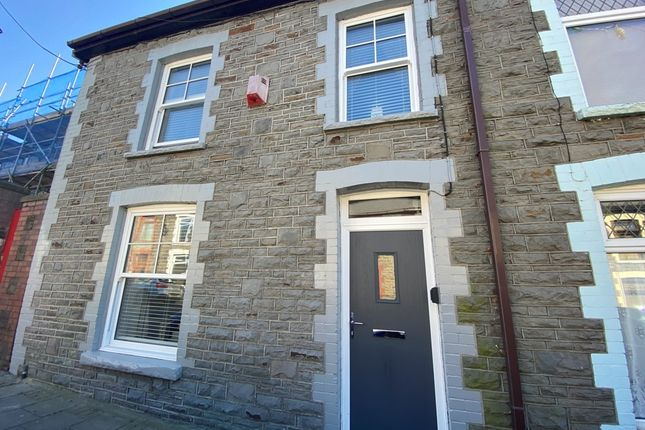 Thumbnail End terrace house for sale in Primrose Street, Tonypandy -, Tonypandy