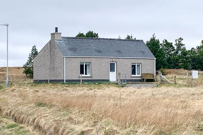 2 bed detached bungalow for sale in Coll, Isle Of Lewis HS2