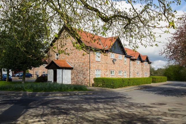 Thumbnail Flat for sale in Station Avenue, New Earswick, York
