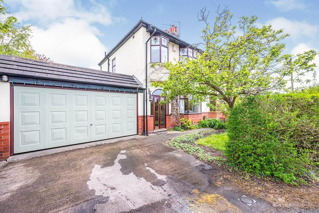 Thumbnail Semi-detached house for sale in Lancaster Avenue, Widnes, Cheshire