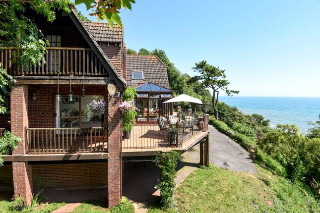 Thumbnail Detached house for sale in Cliff Walk, Teignmouth