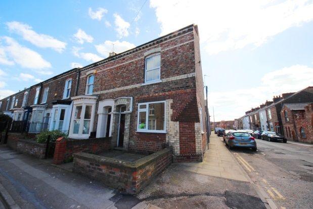 Thumbnail Terraced house to rent in Fountayne Street, York