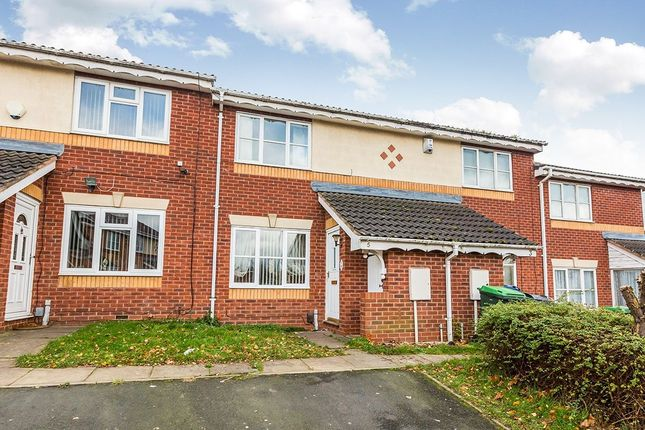 Thumbnail Terraced house for sale in Amity Close, Smethwick