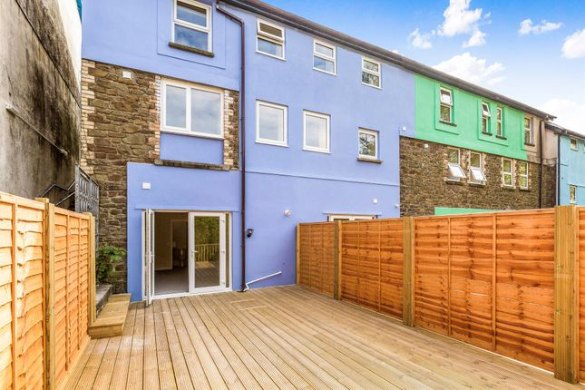 Thumbnail End terrace house for sale in Oxford Street, Pontycymer, Bridgend