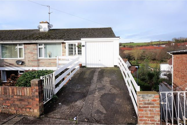 Thumbnail Semi-detached house for sale in Grosvenor Close, Torquay