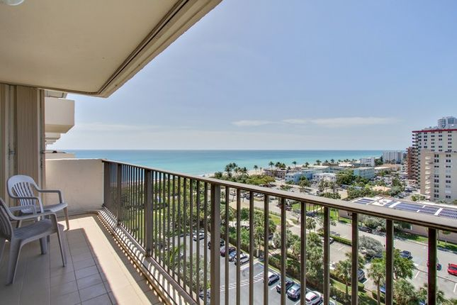 Thumbnail Apartment for sale in 1201 S Ocean Dr, Hollywood, Florida, United States Of America