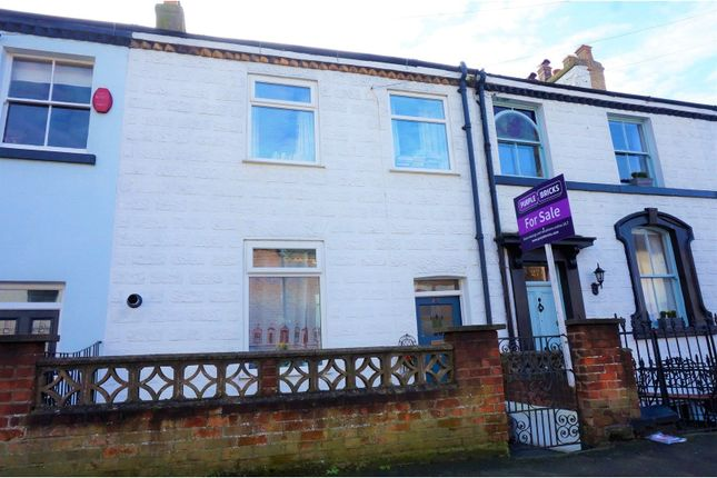 Thumbnail Terraced house to rent in St. Marys Walk, Scarborough