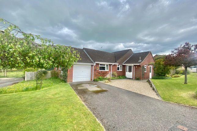 Thumbnail Detached bungalow for sale in Stour Meadows, Gillingham