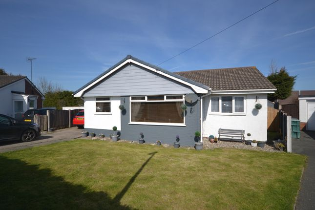 Detached bungalow for sale in Min Y Don, Abergele