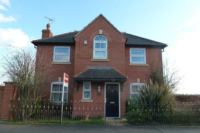 Thumbnail Detached house to rent in Charingworth Drive, Hatton Park, Warwick