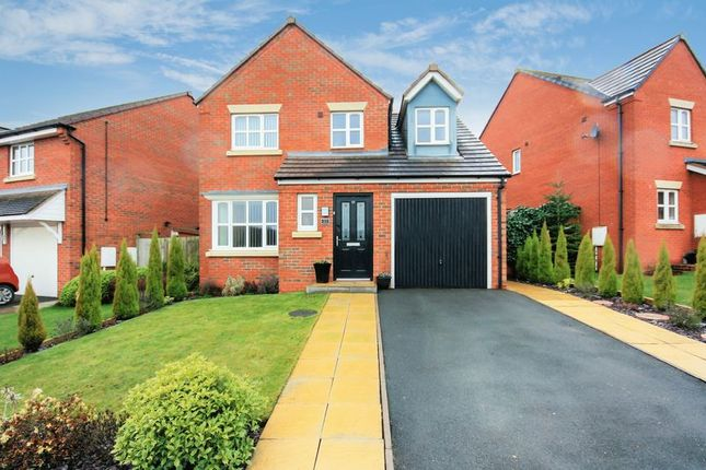 Thumbnail Detached house for sale in 21 Essington Way, Stoke-On-Trent