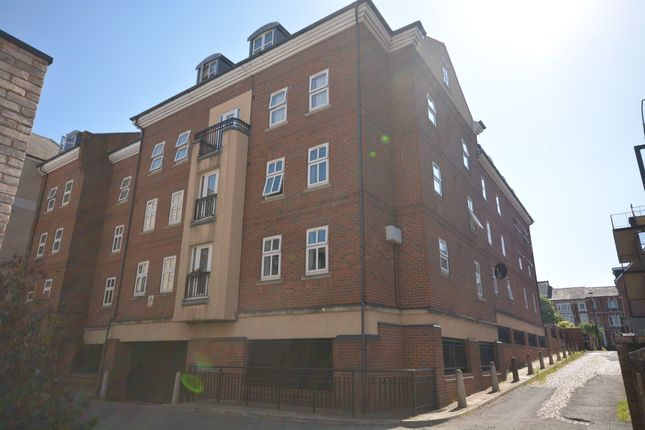 Thumbnail Flat for sale in New Walk Central Apartments, Princess Road East, Leicester