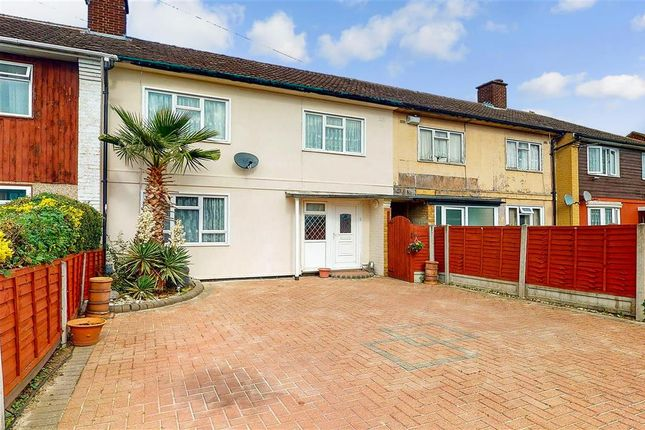 3 bed terraced house for sale in Daventry Road, Romford, Essex RM3