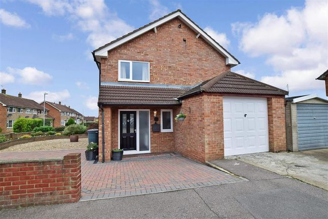 Thumbnail Semi-detached house for sale in Whinfell Way, Gravesend, Kent