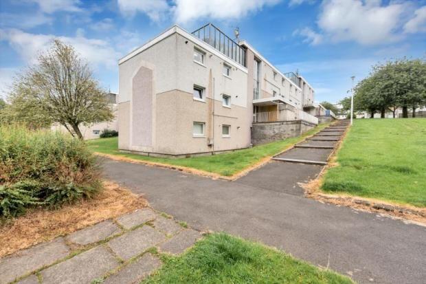 2 bed flat to rent in Pembroke, East Kilbride, South Lanarkshire G74