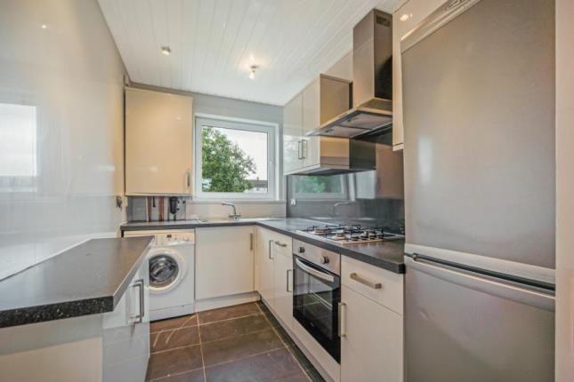 Kitchen. of Drakemire Avenue, Glasgow, Lanarkshire G45