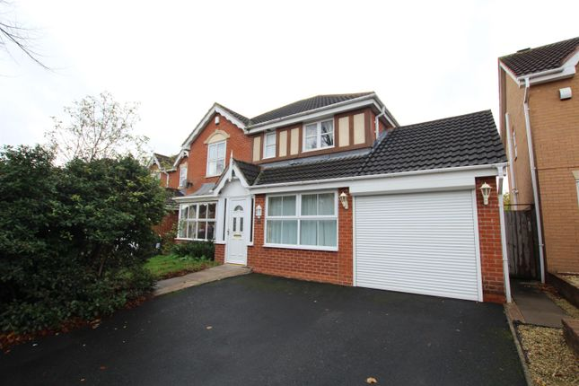 Thumbnail Detached house for sale in Paget Road, Birmingham