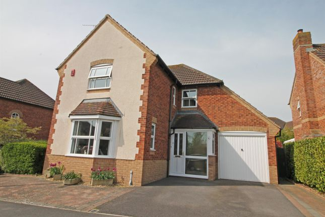Thumbnail Detached house for sale in Watercress Close, Wraxall, North Somerset