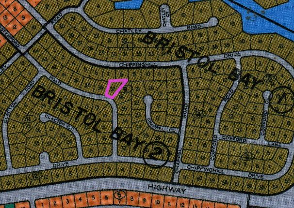 Land for sale in Bristol Bay, Grand Bahama, The Bahamas