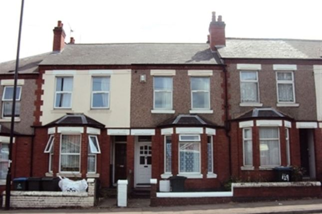 Thumbnail Property to rent in Hearsall Lane, Earlsdon, Coventry