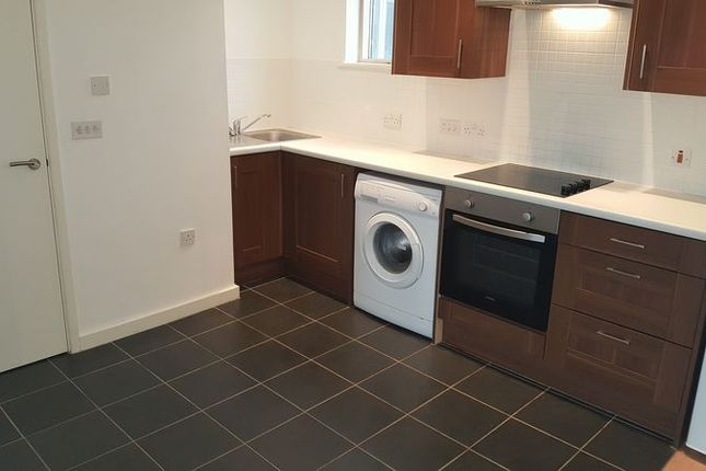 Thumbnail Flat to rent in St Crispin's Court, Stockwell Gate, Mansfield