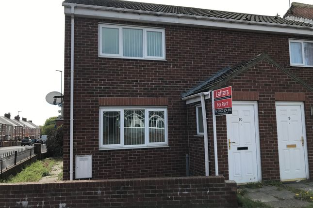 Thumbnail Terraced house to rent in Hirst Castle Mews, Ashington