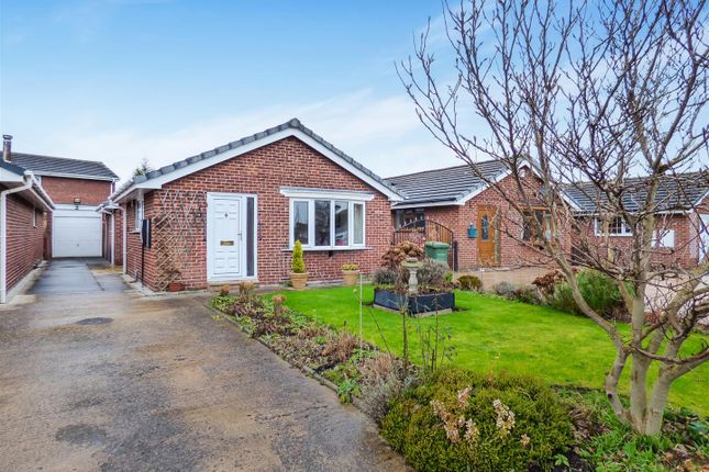 Thumbnail Detached bungalow for sale in Castlegate Drive, Pontefract