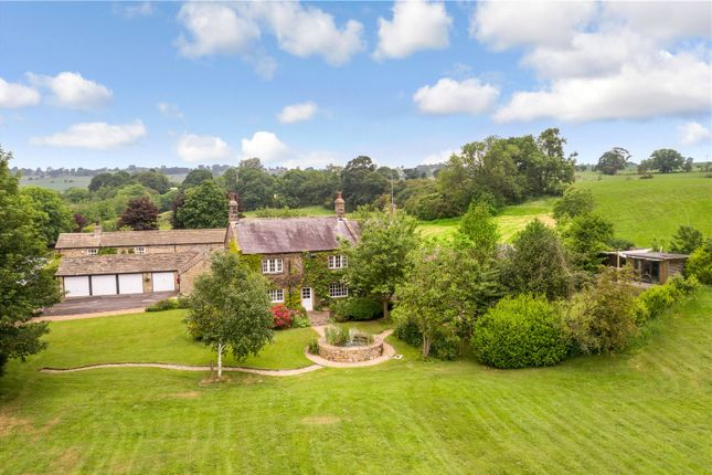 Thumbnail Detached house for sale in Leathley Lane, Leathley, North Yorkshire
