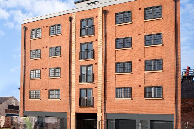 Thumbnail Flat for sale in Wellington Street, Hull