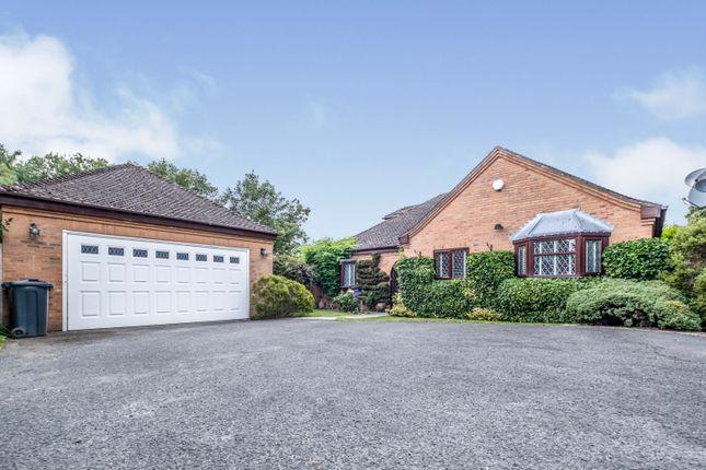 Thumbnail Bungalow for sale in Forest Park, Sutton Coldfield, West Midlands