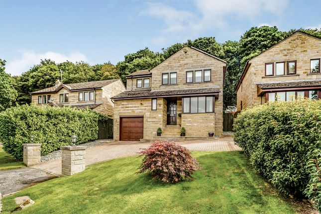 Thumbnail Detached house for sale in Benomley Road, Almondbury, Huddersfield