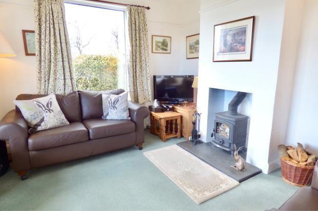 Living Room of Benridding, Bowston, Kendal, Cumbria LA8