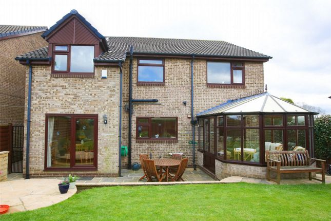 Thumbnail Detached house for sale in Woodward Court, Mirfield